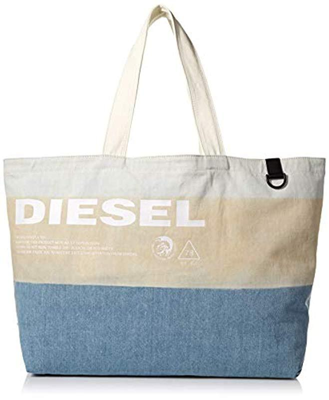 Lyst - DIESEL Thisbagisnotatoy D-thisbag Shopper L-shopping Bag in ... 82c35e055d26d