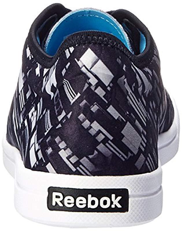 Lyst - Reebok Skyscape Runaround 2.0 Walking Shoe in Black 18c233a68