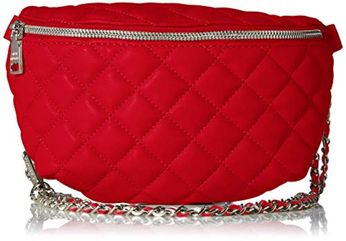 151a93d99b0 Steve Madden Womens Bmandie in Red - Save 6% - Lyst