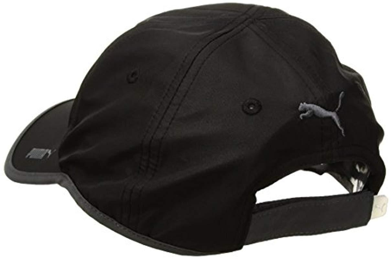 Lyst - PUMA Evercat Running Cap in Black 5cfe0be642b