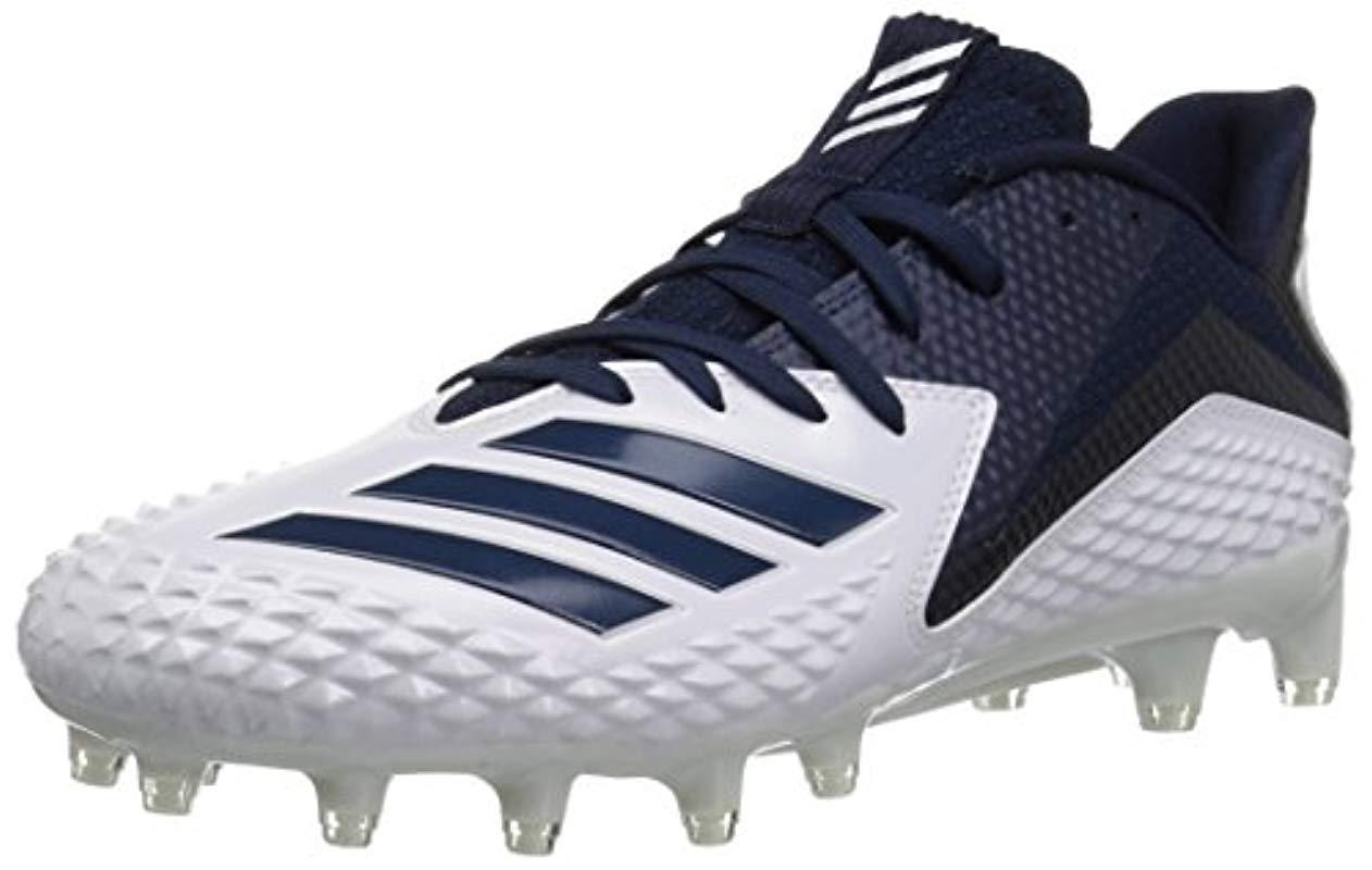 90e70a8d55e adidas Freak X Carbon Mid Football Shoe in Blue for Men - Save 42 ...