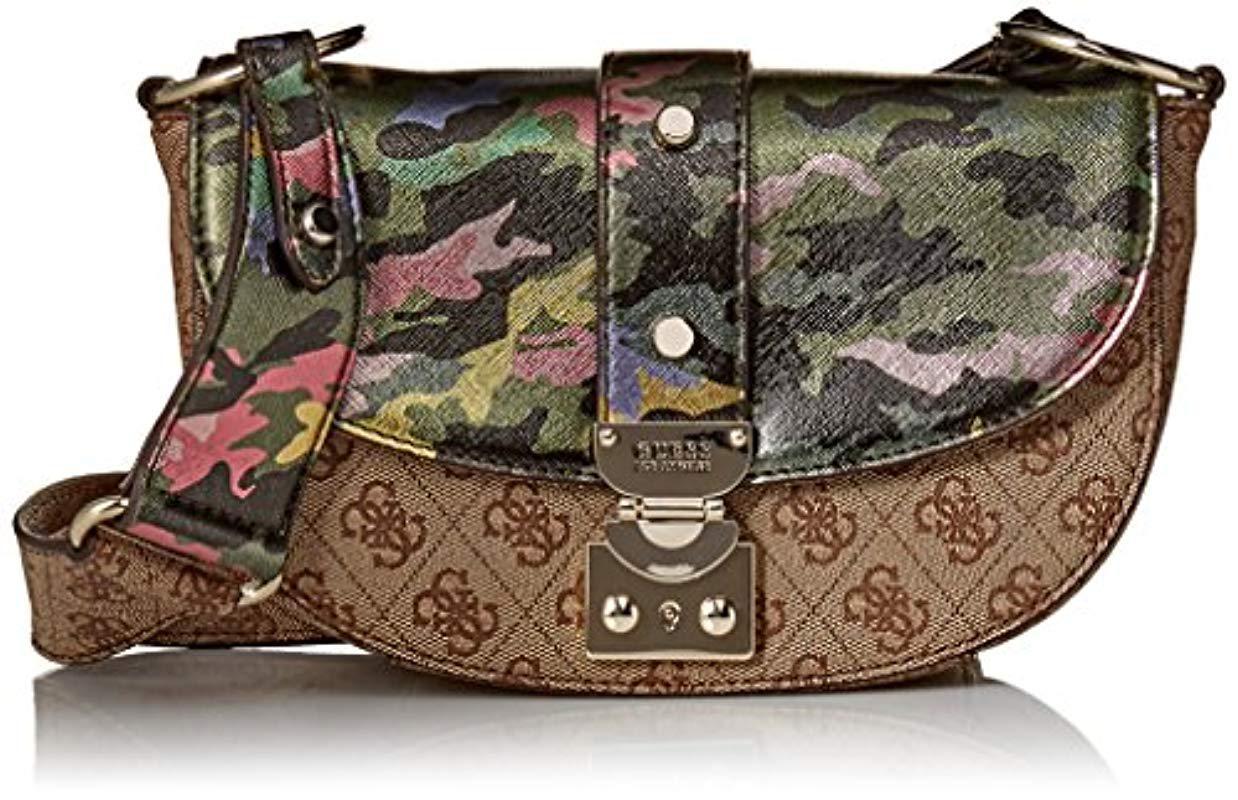5bdffb4a22 Guess. Women s Florence Shoulder Bag Cmo