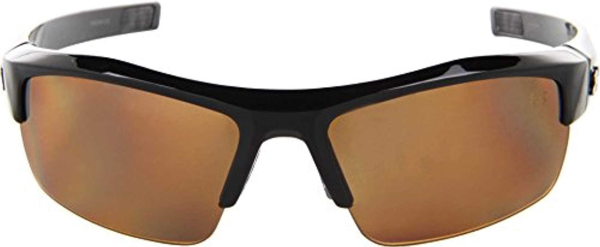 b1bbeee814 Under Armour - Black Igniter Polarized Multiflection Sunglasses - Lyst.  View fullscreen