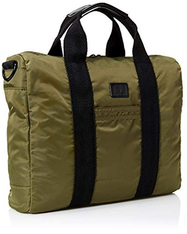 Lyst - Fred Perry Sports Nylon Work Bag, Olive, One Size in Green for Men 5b199ae0cd