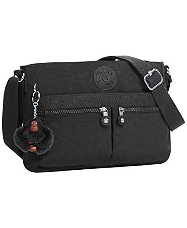 bcdc6e6dfba5 Women's Black Angie Solid Convertible Crossbody Bag