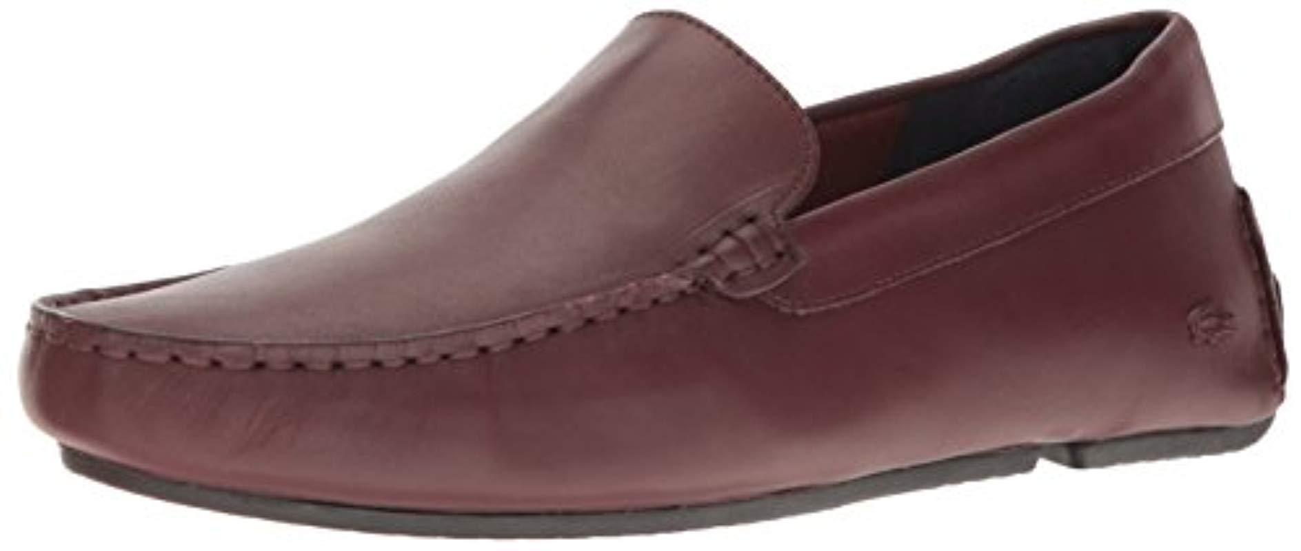 00795f813c3412 Lyst - Lacoste Piloter 117 1 Formal Shoe Fashion Sneaker in Brown ...