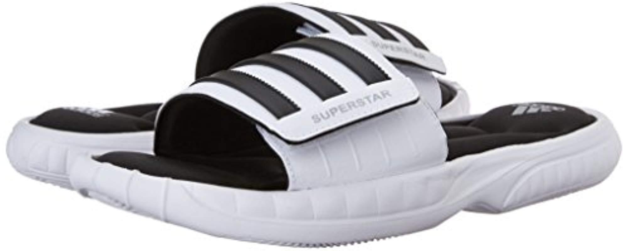 adidas Synthetic Superstar 3g Slide for