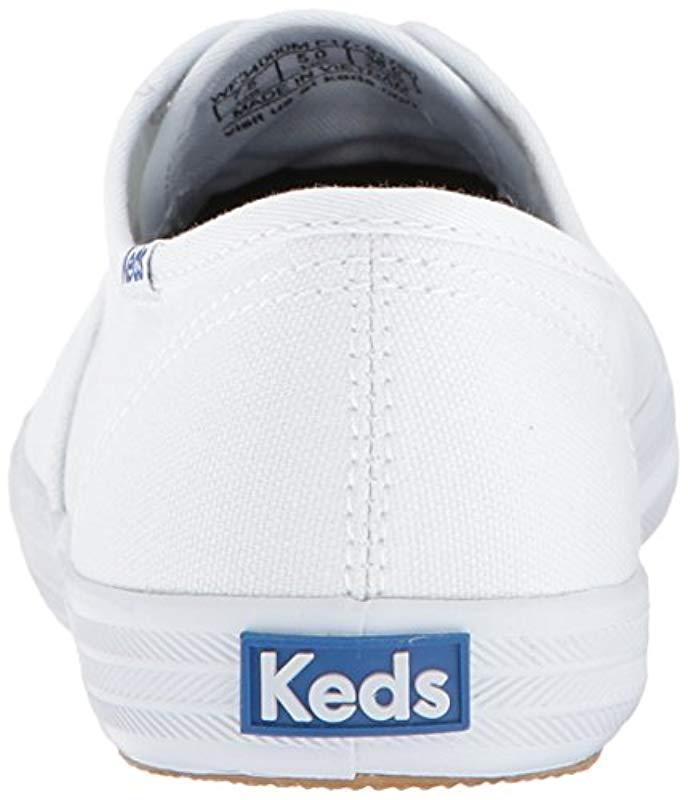 d04eb75c14a Lyst - Keds Champion Original Canvas Sneaker