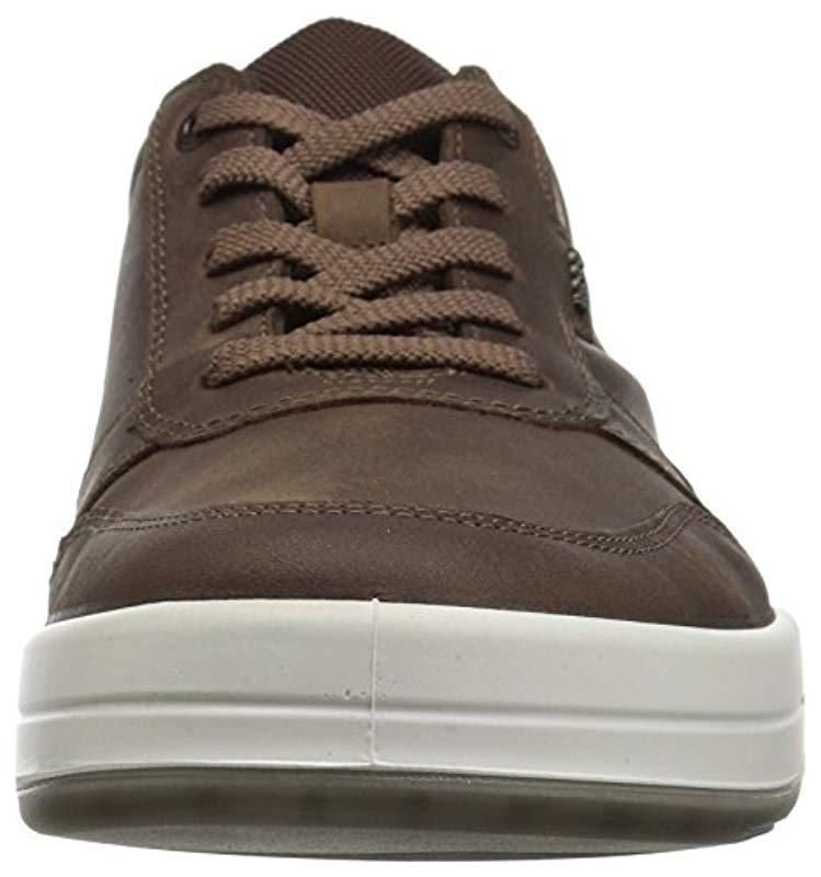 ECCO Men/'s Jack Sport Tie Fashion Sneaker