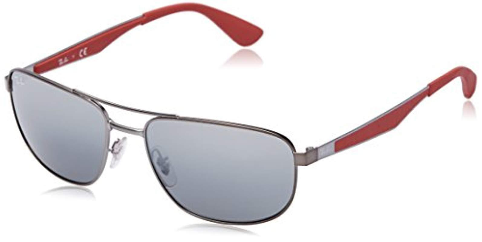 f3529c8e999 Lyst - Ray-Ban Ray Ban Non-polarized Sunglasses 58 for Men