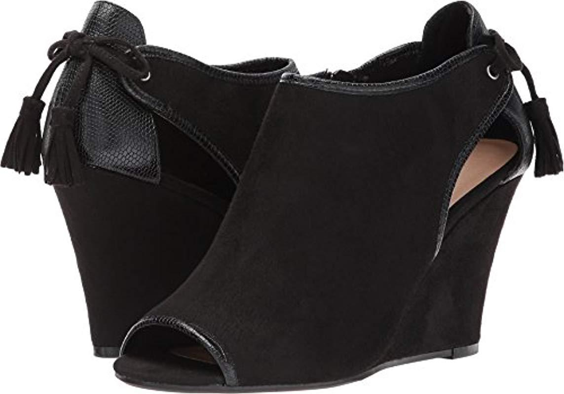 7acb8dcfec57 Lyst - CL By Chinese Laundry Brinley Wedge Pump in Black - Save ...
