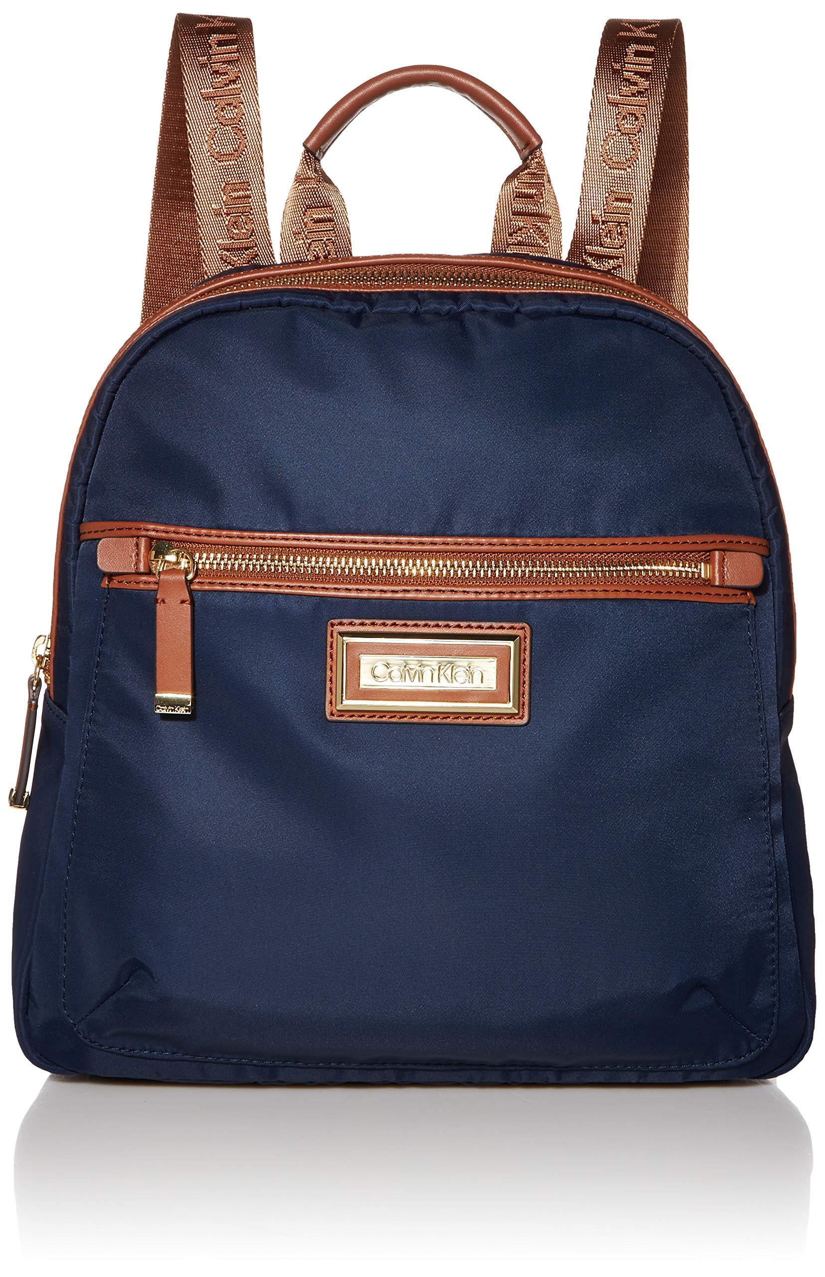 Lyst - Calvin Klein Belfast Nylon Key Item Backpack in