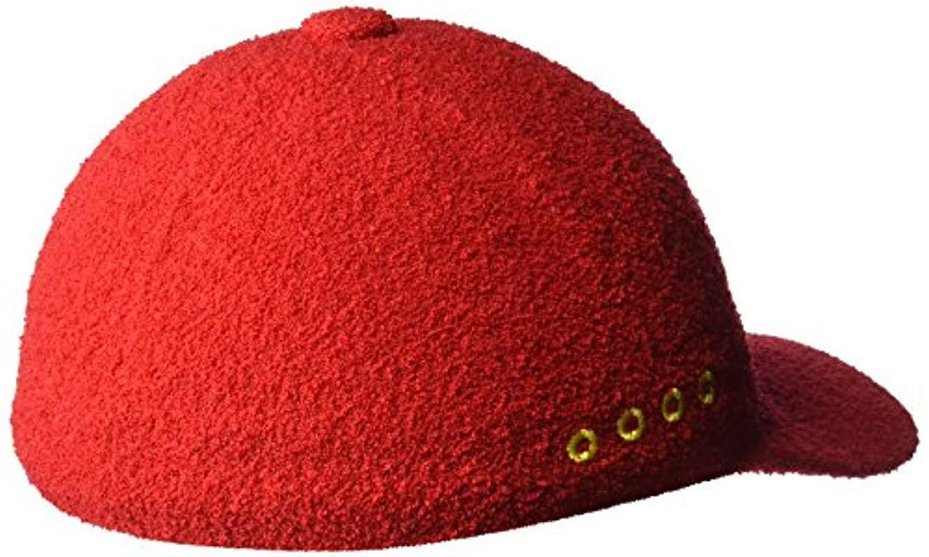 75f9e358a Men's Red Ufo Spacecap Baseball Cap
