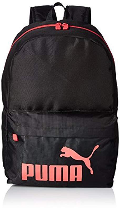 12e4c084e85b1 PUMA Black Evercat Lifeline Backpack