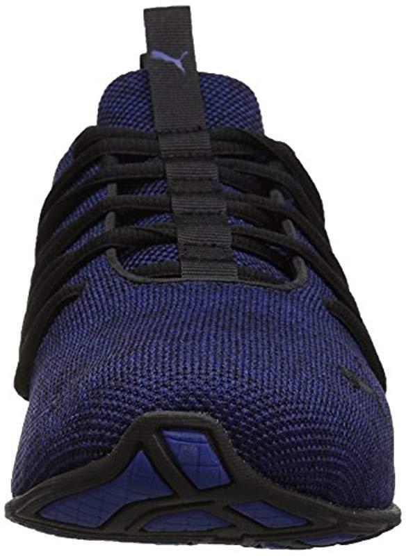 PUMA S Axelion Sneaker in Blue for Men