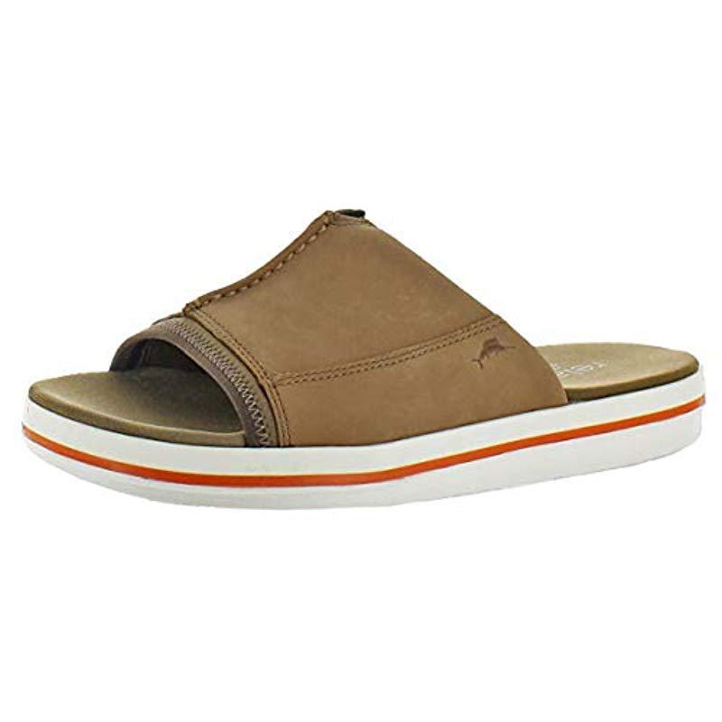 9ea1fdf8d8eb Lyst - Tommy Bahama Relaxology Jareth Slide Sandal for Men