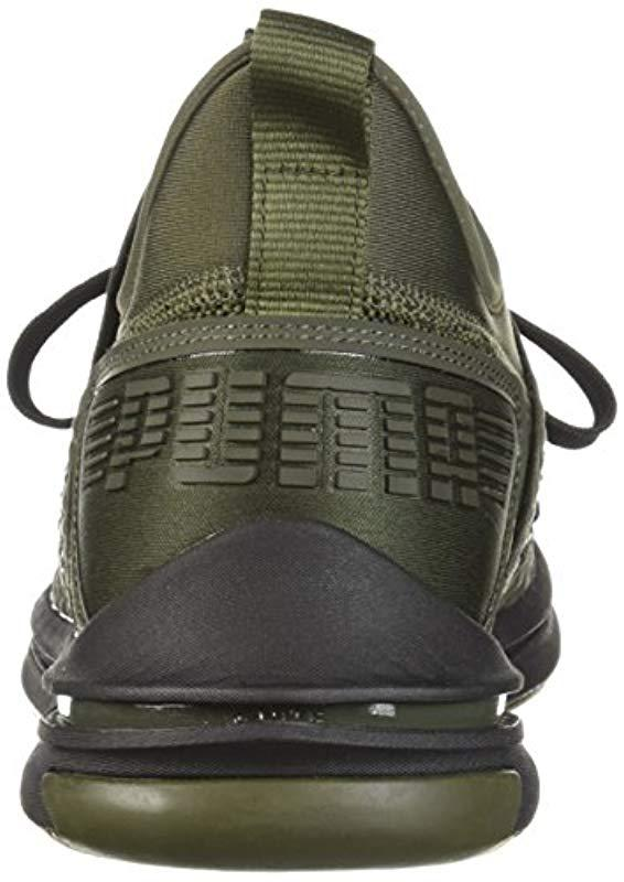 81f8bbee29c PUMA - Green Ignite Limitless Sr Netfit Sneaker for Men - Lyst. View  fullscreen