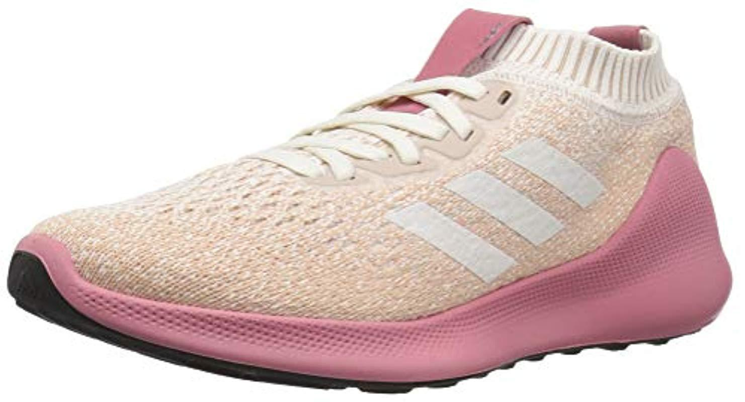 5c4dce00d56 Lyst - adidas Purebounce+ Running Shoe in White