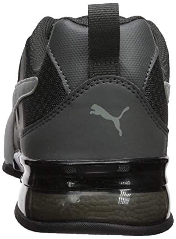 b829c8dfe72d PUMA - Multicolor Leader Vt Mesh Sneaker for Men - Lyst. View fullscreen