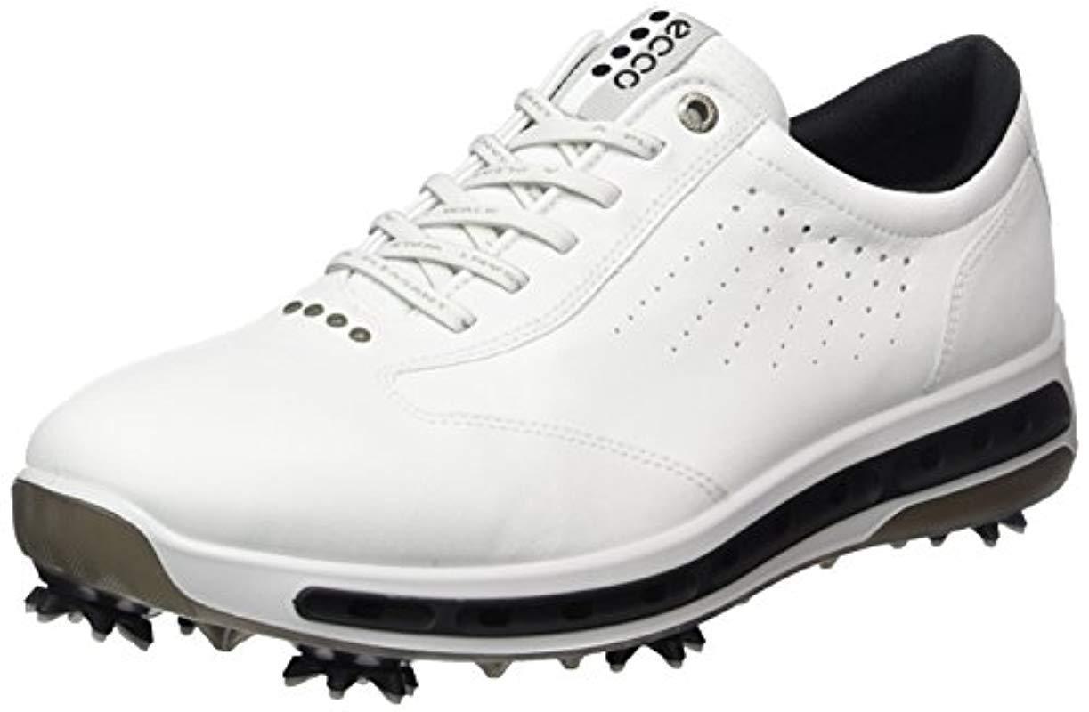 3d340057 Men's White Cool Gore-tex Golf Shoe
