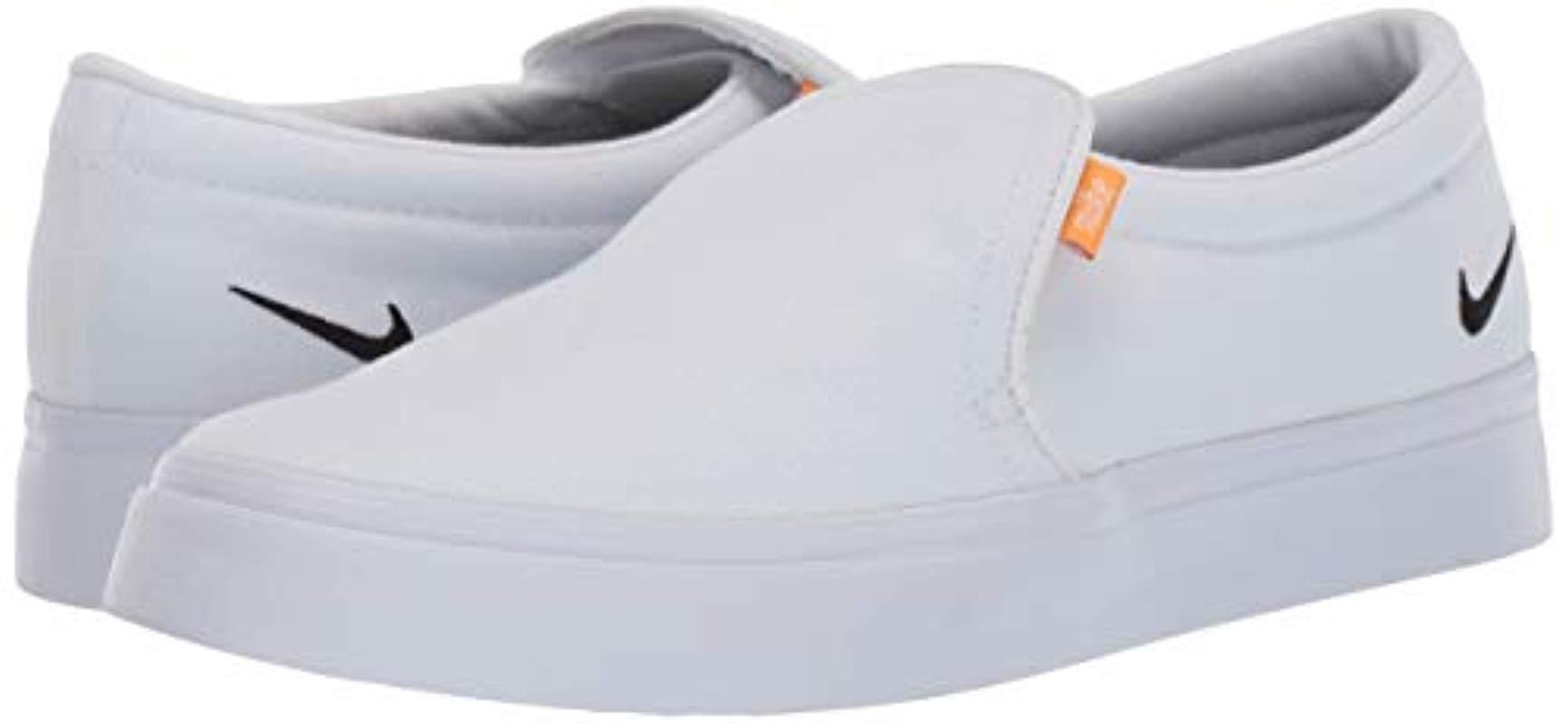 Nike Suede Court Royale Ac Slp Sneaker