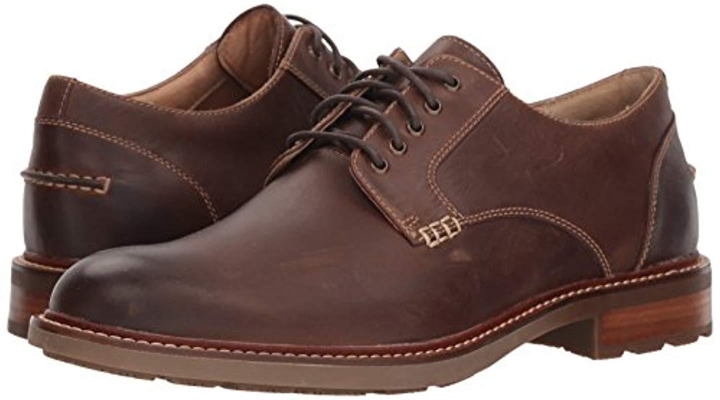 Annapolis Plain Toe in Brown for Men