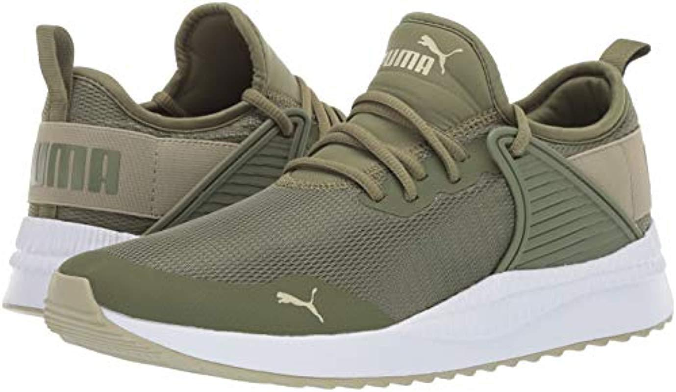 13f344cc45024 Men's Green Pacer Next Cage Sneaker