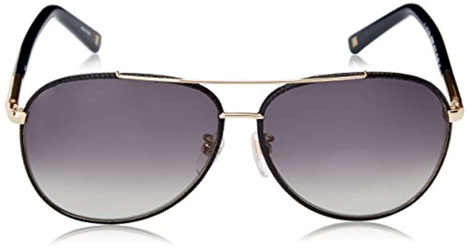 a51615891cb Lyst - ESCADA Sunglasses Ses832v-300x Aviator Sunglasses