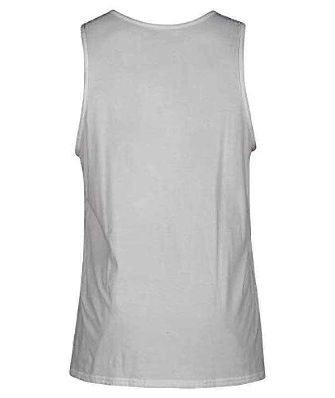 3ddaa5c64c262 Lyst - Hurley One   Only Graphic Tank Top for Men