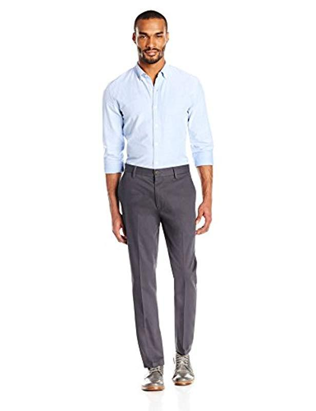 Goodthreads Mens Straight-fit Stretch Performance Chino