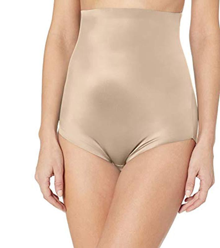 6efc02f334 Maidenform. Women s Natural Cover Your Bases Smoothtec High Waist Shaping  Brief