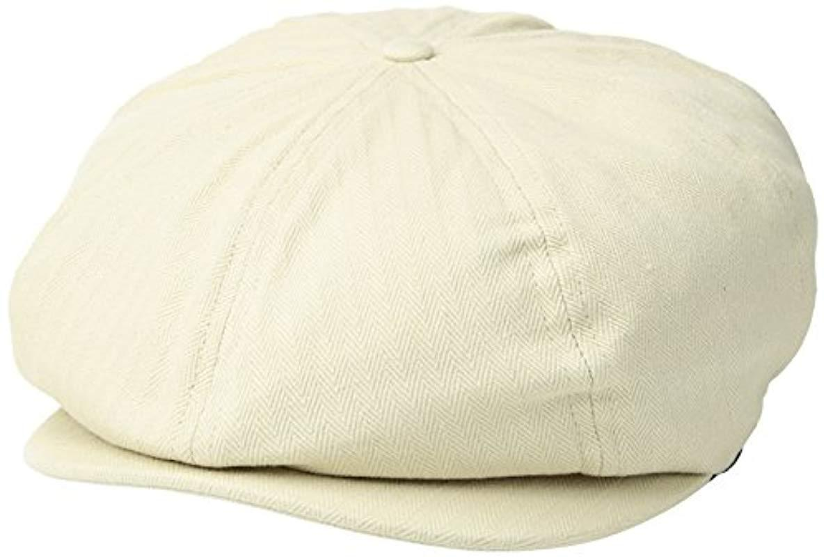 ff32babe Lyst - Brixton Brood Snap Cap (sandstone) Caps for Men - Save 13%