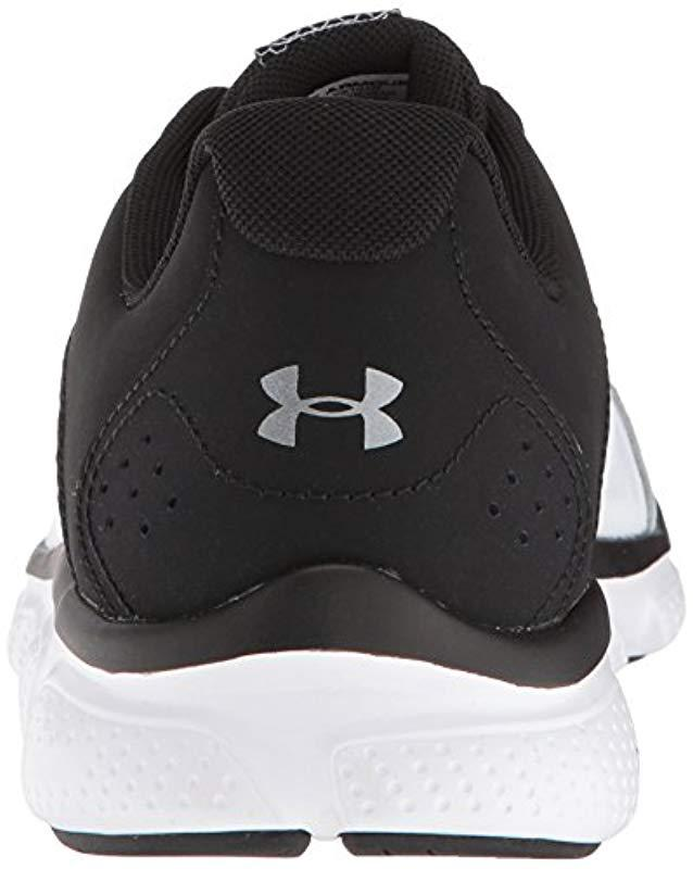 dddc74a75e2d Lyst - Under Armour Micro G Assert 7 Sneaker in Black for Men