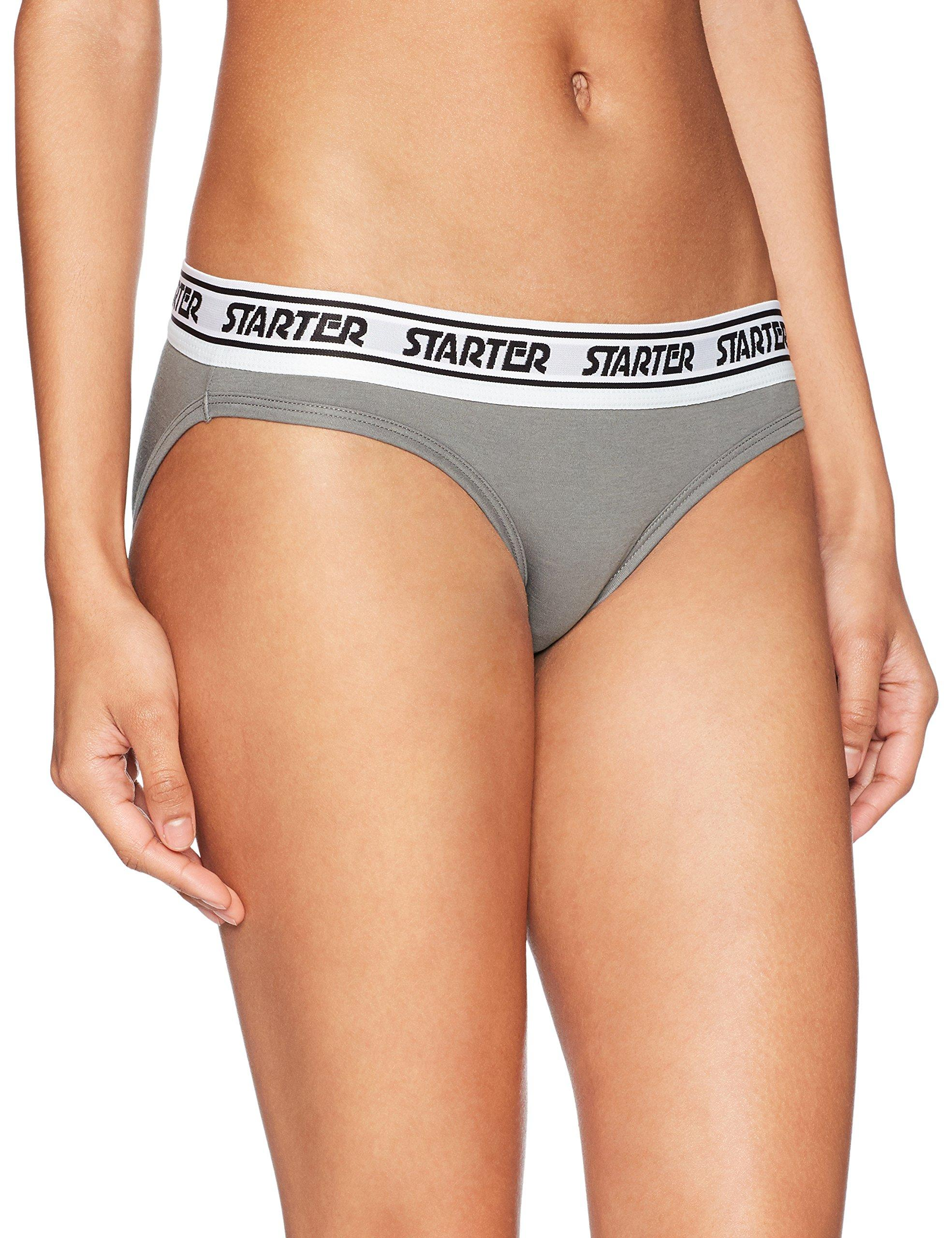 Starter Womens 1-Pack Cotton-Blend Thong Panty Exclusive