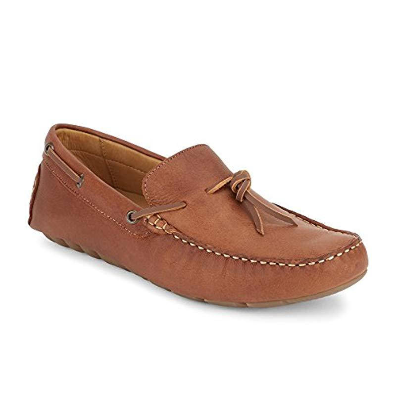 e29deb71196 Lyst - Lucky Brand Wagner Loafer in Brown for Men - Save 38%