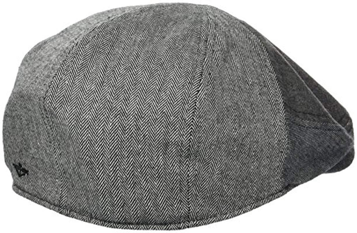 1cc6ece88f24d Lyst - Dockers Ivy Newsboy Hat in Gray for Men
