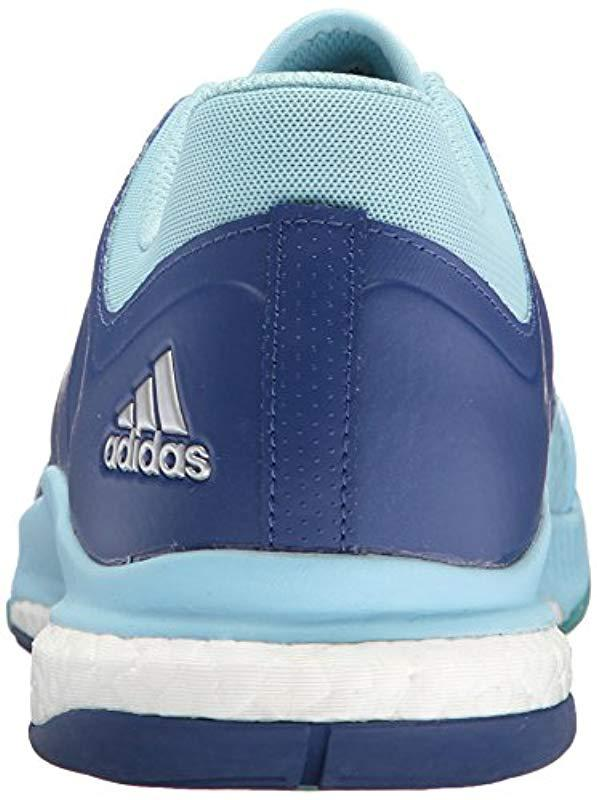 check out 2fe8a a6afb Adidas - Blue Crazyflight X Volleyball Shoe - Lyst. View fullscreen