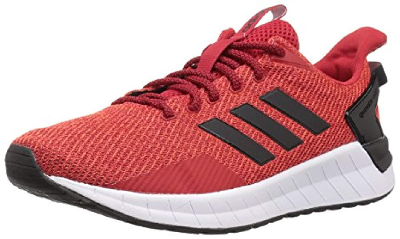 b2d82013b5e5 Lyst - adidas Questar Ride Running Shoe in Red for Men