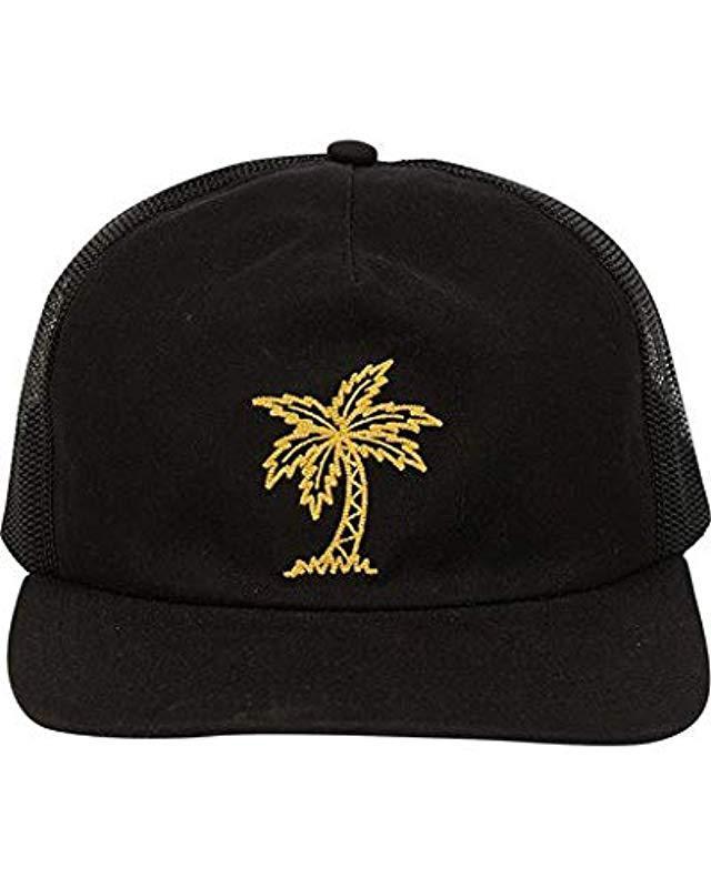 Lyst - Billabong Classic Trucker Hat in Black for Men ab4e484578f3