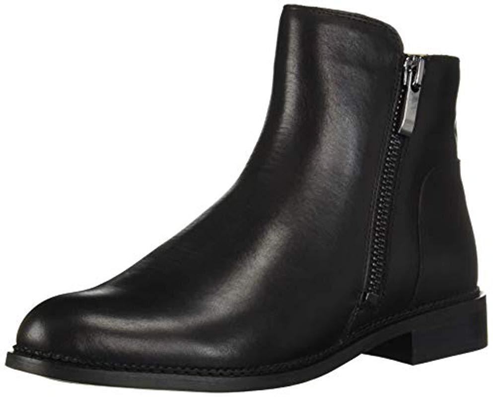 37b3cda1d25a Lyst - Franco Sarto Harmona Ankle Boot in Black