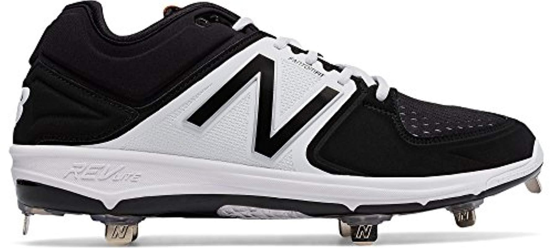 a07ef71c0828 New Balance - White L3000v3 Metal Baseball Shoe for Men - Lyst. View  fullscreen