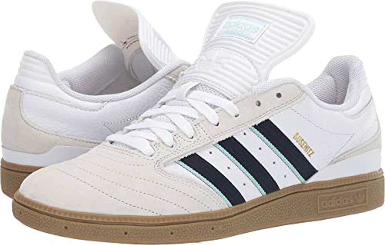 48a87d6eb43 Lyst - Adidas Originals Adidas Skateboarding The Busenitz Sneaker in ...
