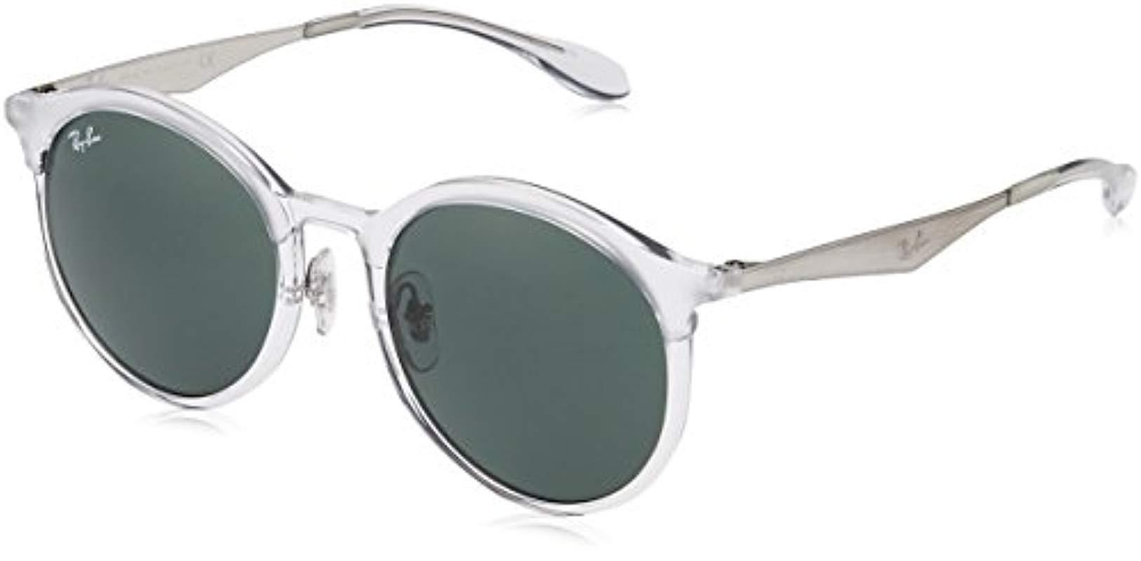 9fcc8c6197 Ray-Ban. Women s Emma Round Sunglasses ...
