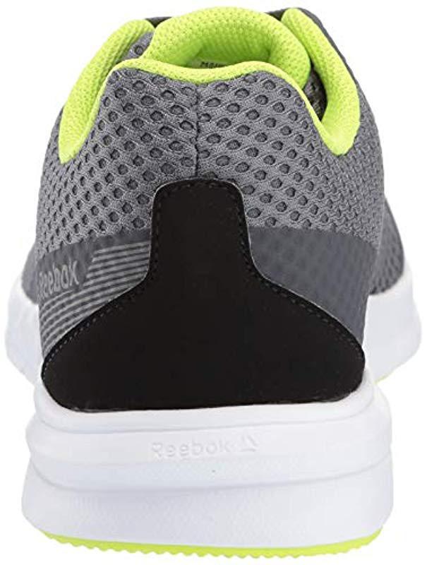 6daae4eef93564 Lyst - Reebok Endless Road Running Shoe in Gray for Men