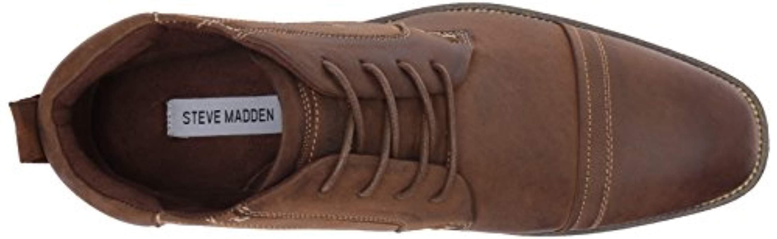 7e62e6f8497 Men's Brown Landon Chukka Boot