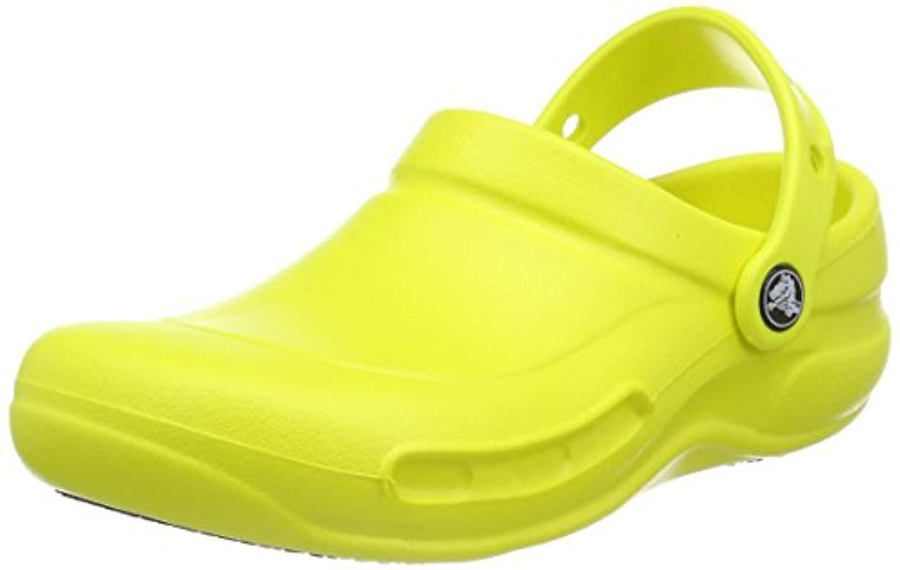 Bistro Clog   Slip Resistant Work Shoe