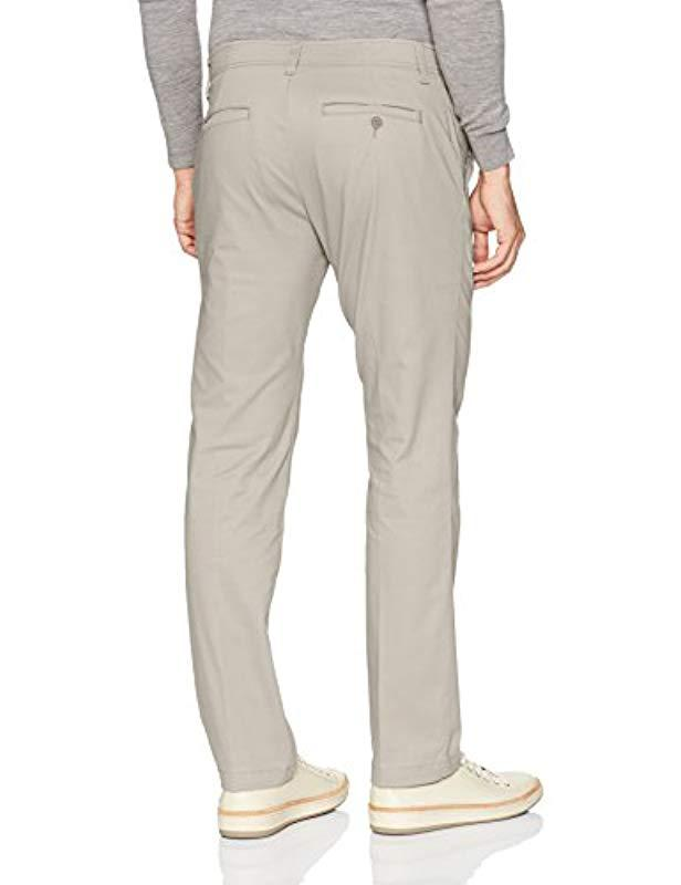 ae087d56 Lyst - Lee Jeans Performance Series Extreme Comfort Slim Pant in Gray for  Men