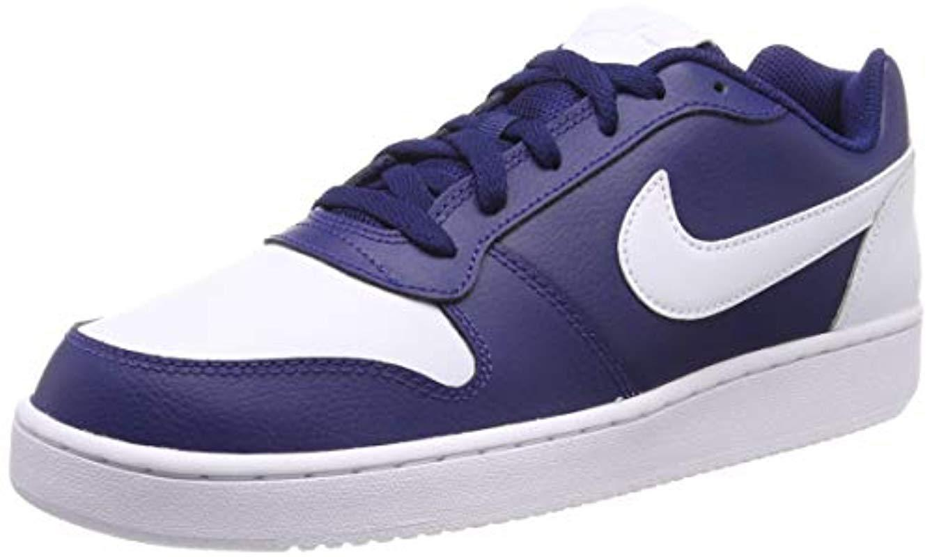 premium selection 0948d d16f1 Lyst - Nike Ebernon Low Fitness Shoes in Blue for Men