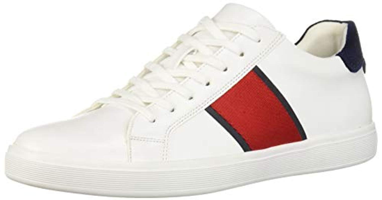 ALDO Lace Cowien Sneaker in White for