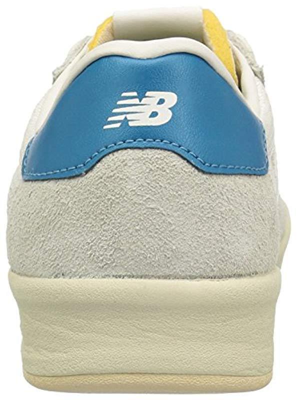 New Balance Crt300 Fashion Sneaker in White for Men - Lyst
